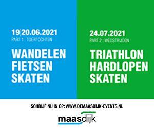 Banner De Maasdijk 2021