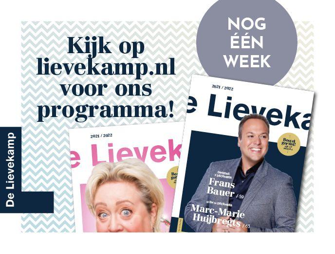 Banner Lievekamp Oss week 24 Site 2021