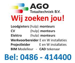 <p>Banner AGO installaties vacatures okt18</p>