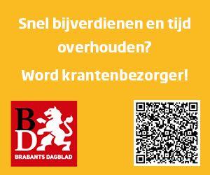 Banner Brabants Dagblad Bezorger Site