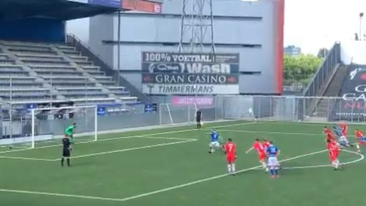 FC Den Bosch mist zege op Jong AZ door late tegentreffer