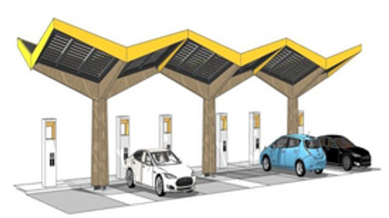 Gemeente Den Bosch werkt mee aan snellaadstation in Rosmalen