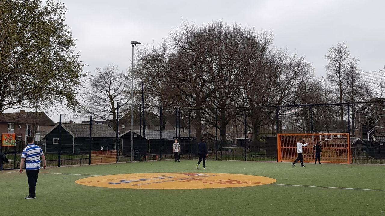 Acht weken lang cultuur uit 'urban scene' op Cruijff Court Uden