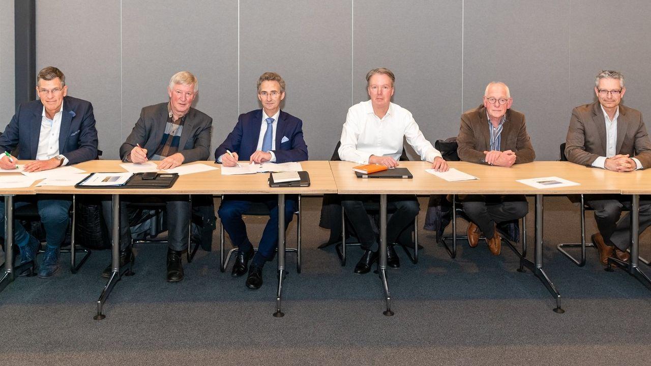 Omgevingsraad krijgt grotere rol bij windpark Elzenburg-De Geer