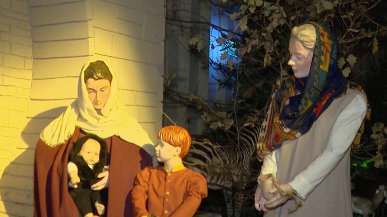 Lockdown heeft ook gevolgen voor de Sint Jan: de kerststal is gesloten