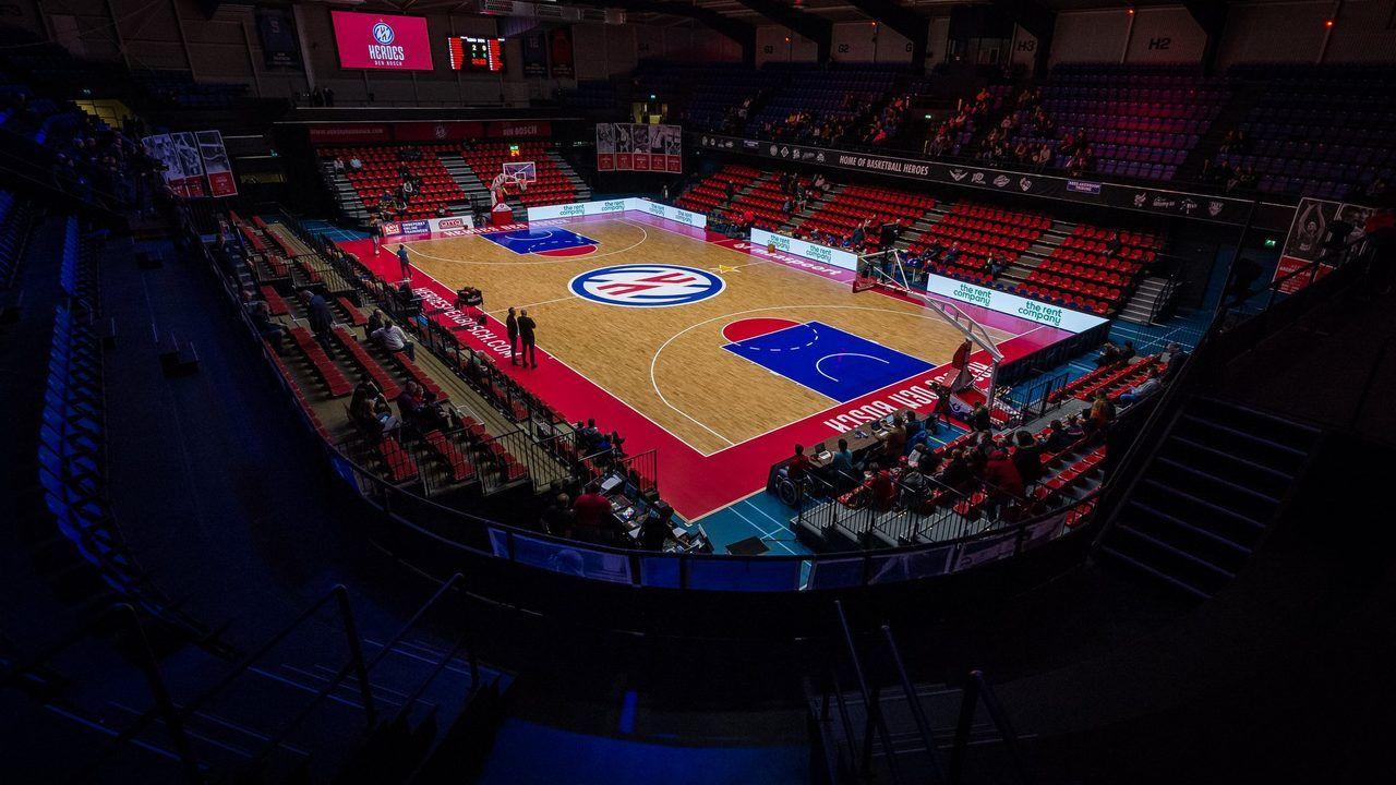 Heroes Den Bosch definitief gastheer FIBA Europe Cup