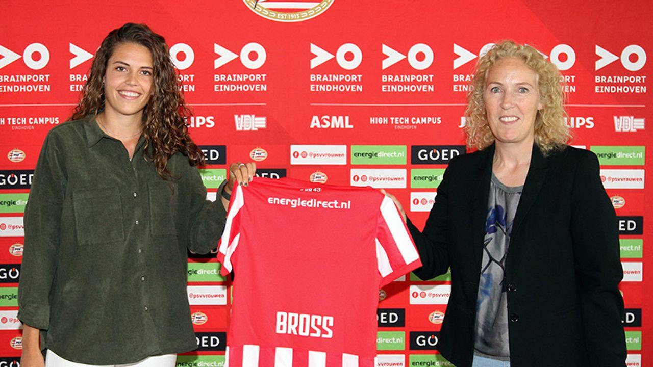 Voetbalster Melanie Bross uit Heesch gaat voor PSV spelen