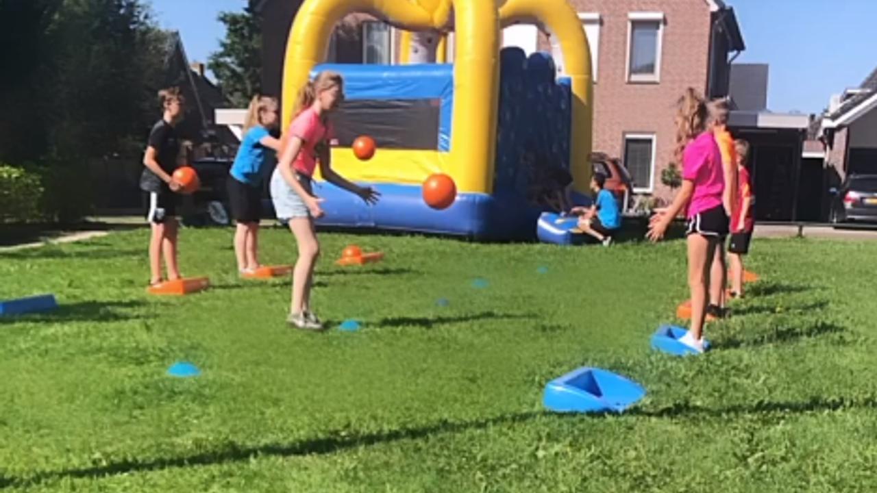 Inwoners van Herpen, Ussen en Geffen komen in beweging tijdens jubileumweekend Sport Expertise Centrum