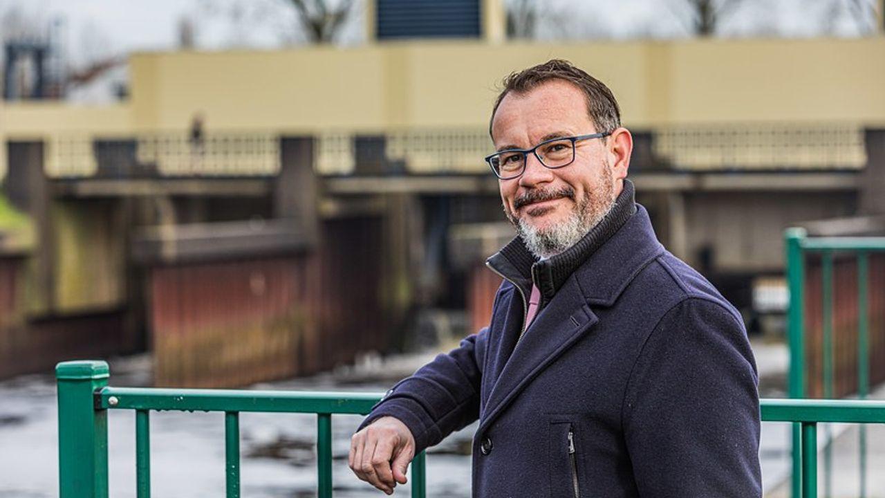 Mario Jacobs nieuwe dijkgraaf waterschap Aa en Maas
