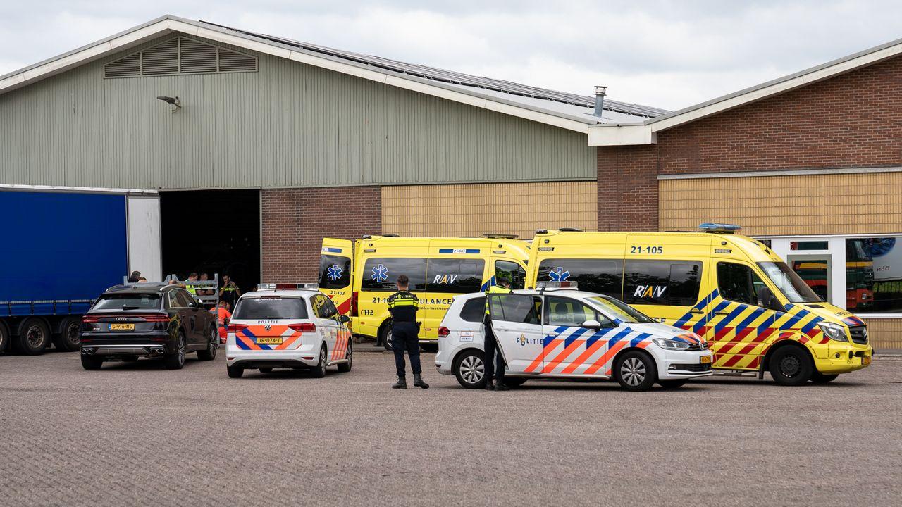 Man valt na ruzie uit trailer in Den Bosch