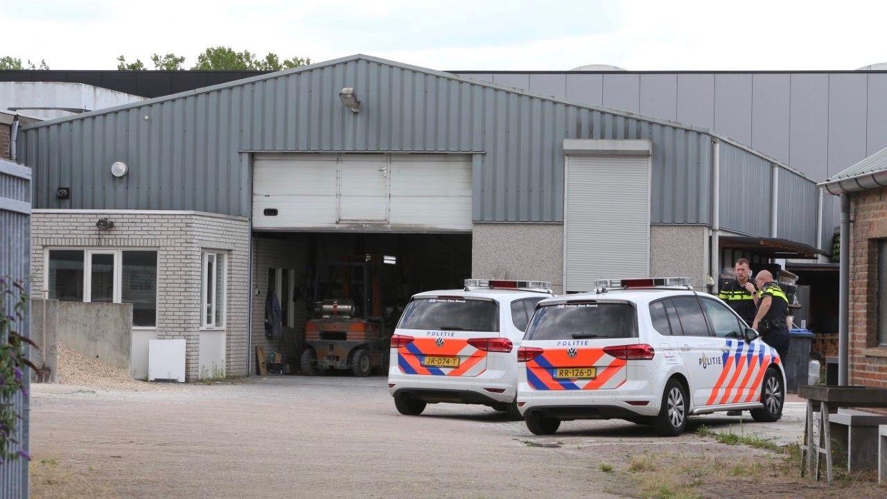 Politie op jacht naar overvaller in Den Bosch