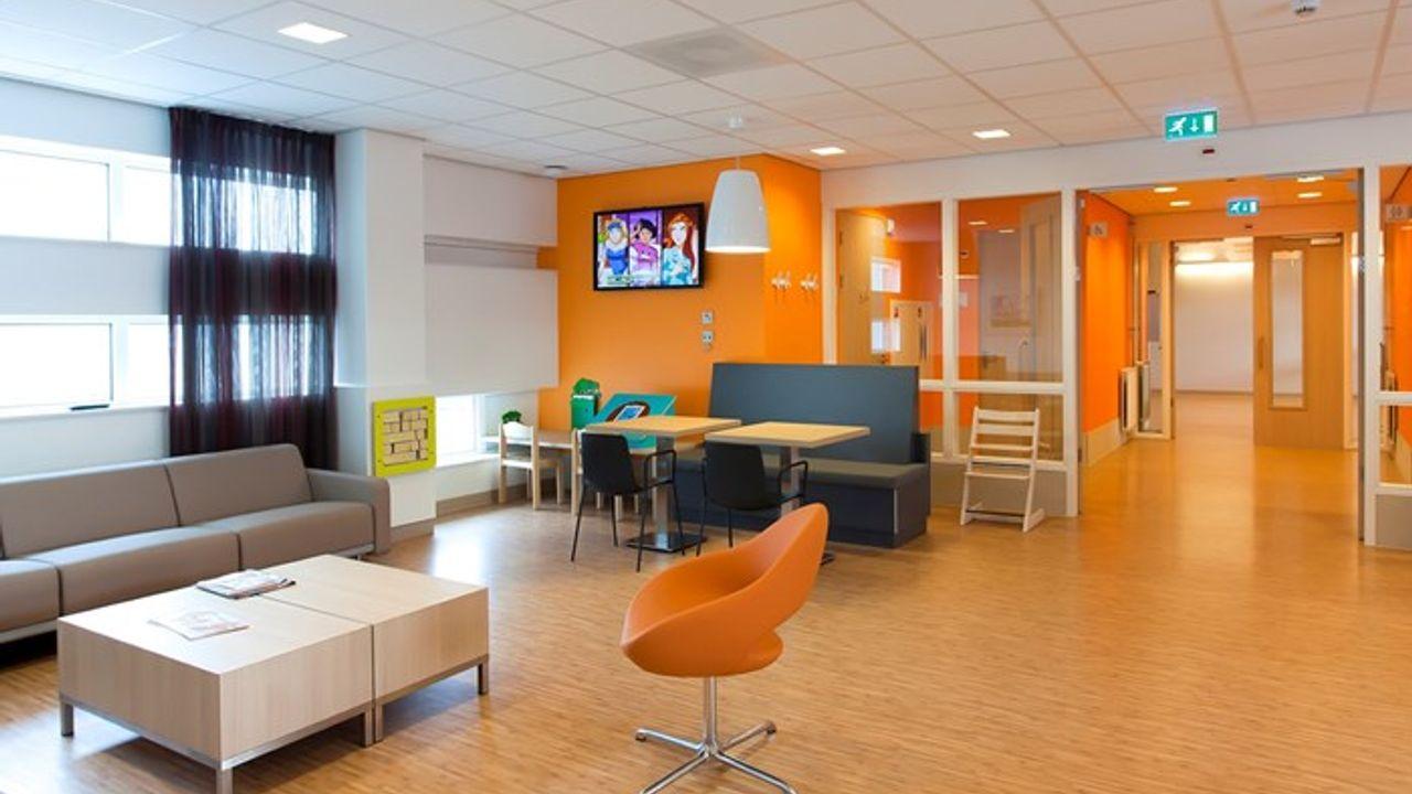 Bezoekers en patiënten Bernhoven kunnen weer 'loungen'
