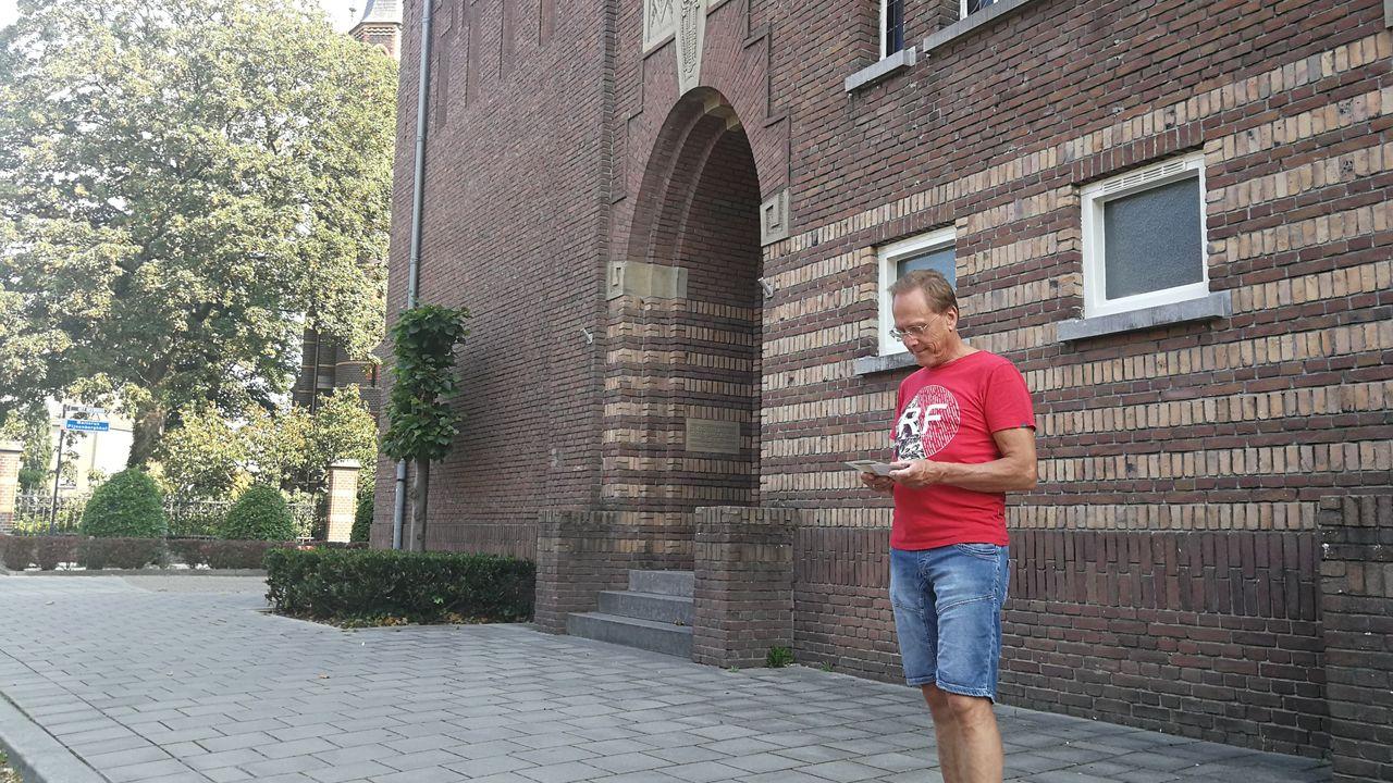 Peter zat op kostschool in Uden: 'Geweldig, ik wilde niet meer terug naar huis'