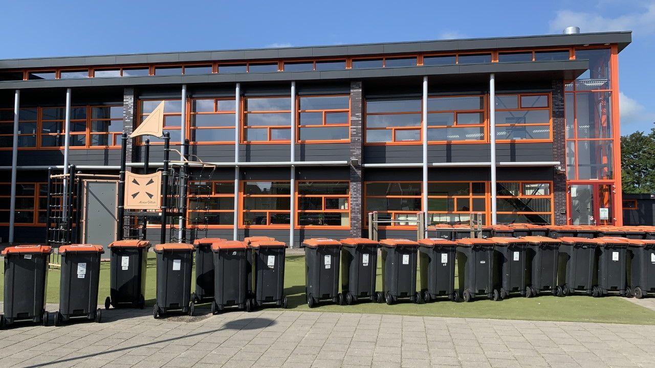 Meer dan 200 Geffenaren komen oranje kliko's terughalen