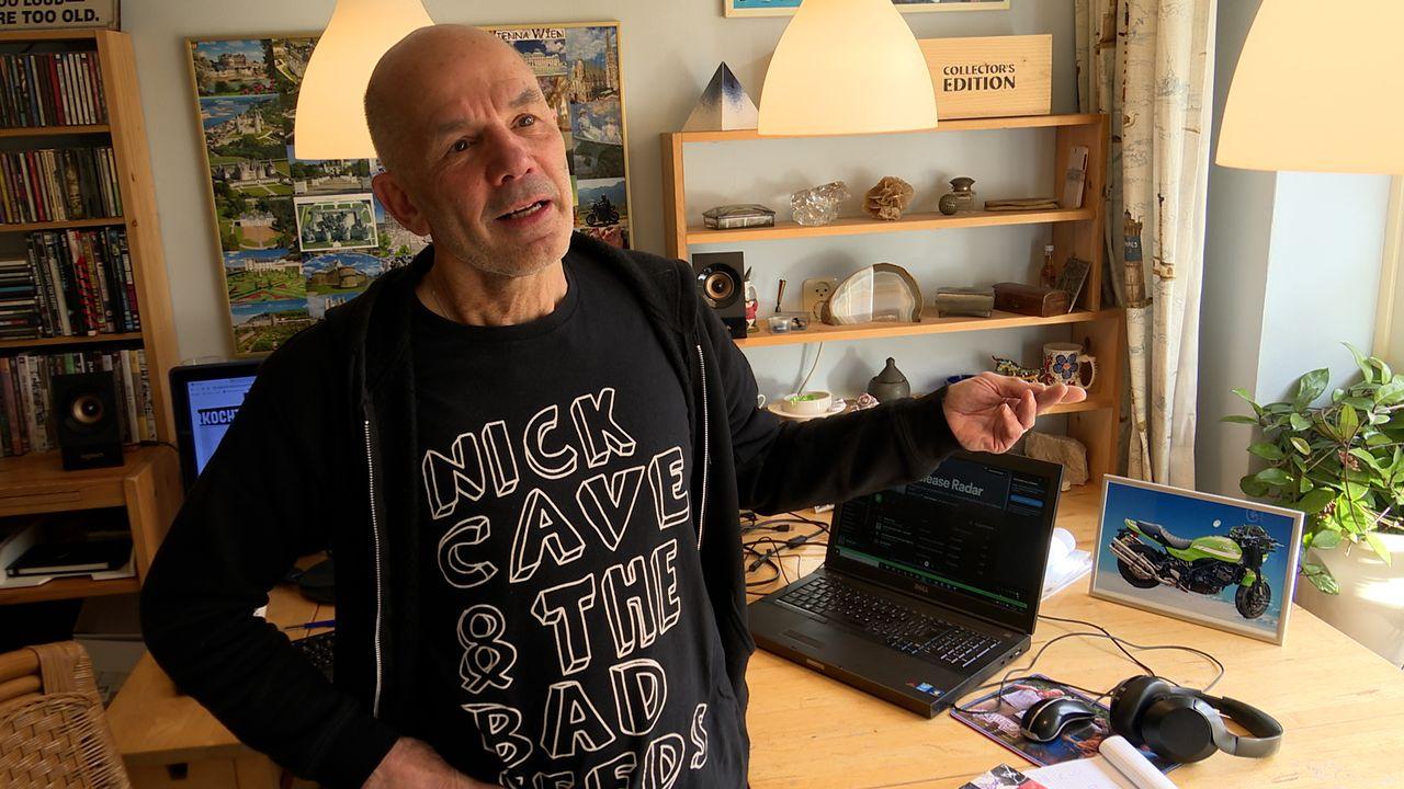 Henk uit Zeeland is bij testconcert De Pul; 'Mijn dag kan niet meer stuk'