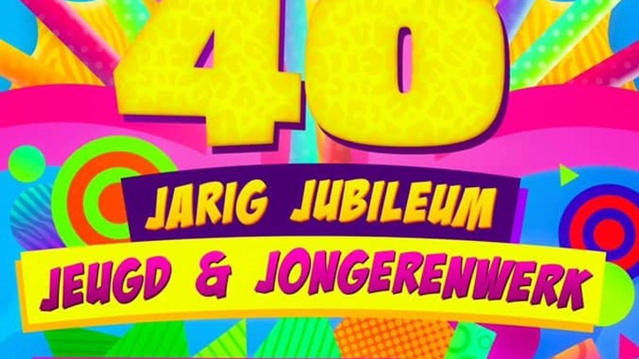 Jeugd en Jongerenwerk Oijen viert 40-jarig jubileum met groot speelparadijs