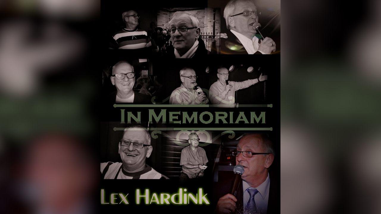 DJ's en oud-DJ's eren Radio Mexico-oprichter Lex Hardink: 'Iemand met een grote Bossche bek'
