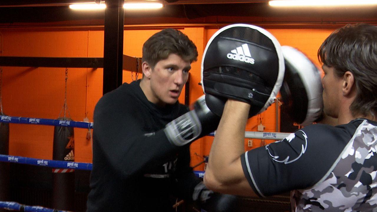 Geen Olympische Spelen voor bokser Gradus Kraus