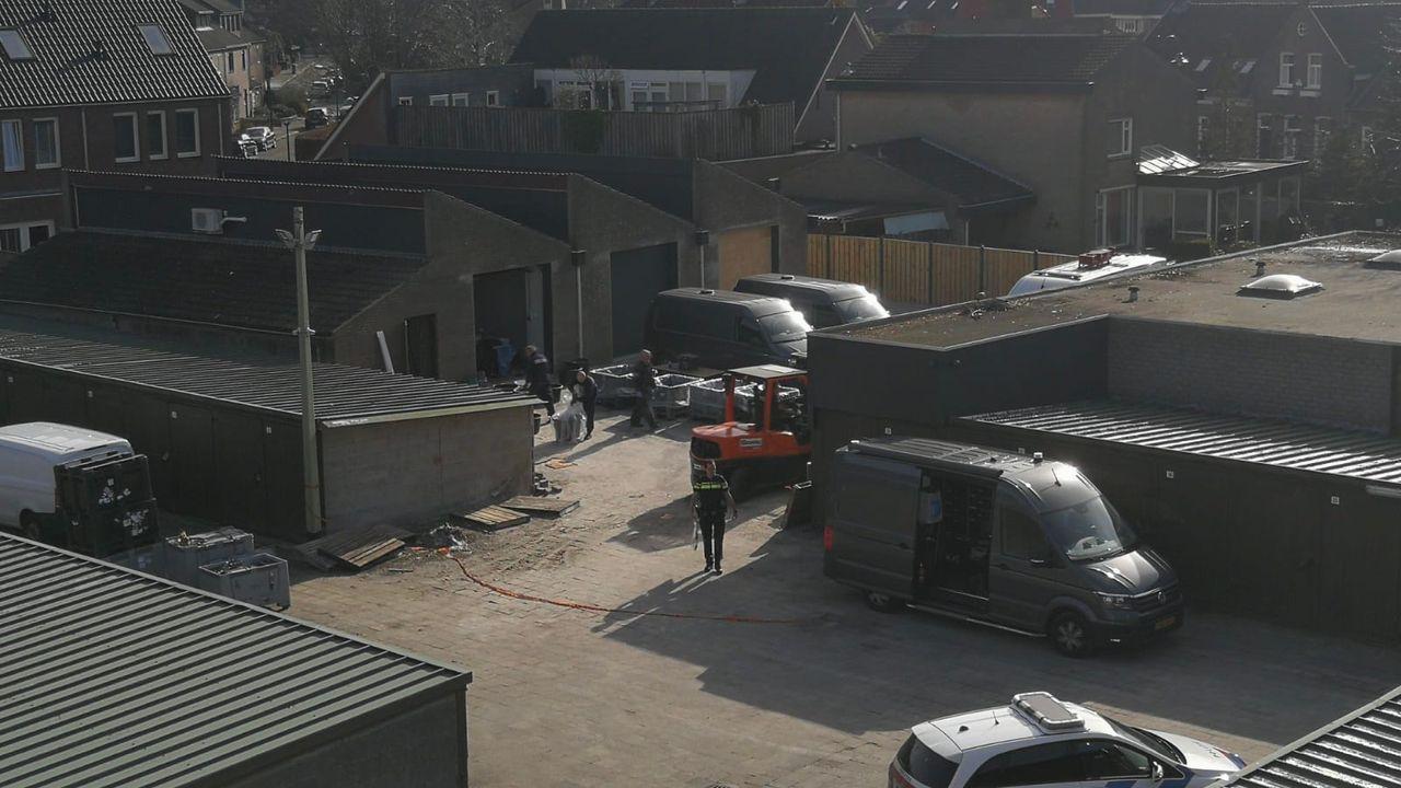 Veghelaar aangehouden bij oprollen drugslab met productie voor 'miljoenen euro's'