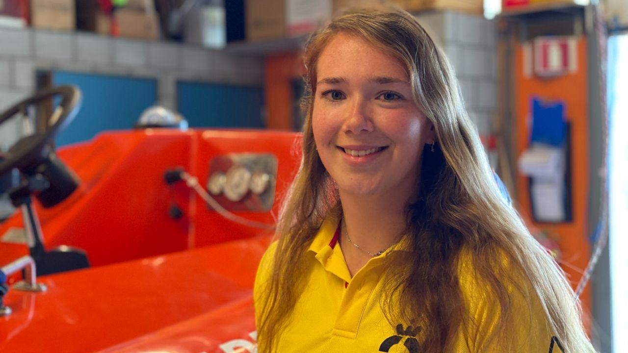 Courtney is kapot na dag en nacht in touw in ondergelopen Limburg