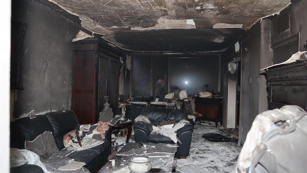 Woning aan Rodenbachstraat in Den Bosch onbewoonbaar door brand, bewoner loopt letsel op