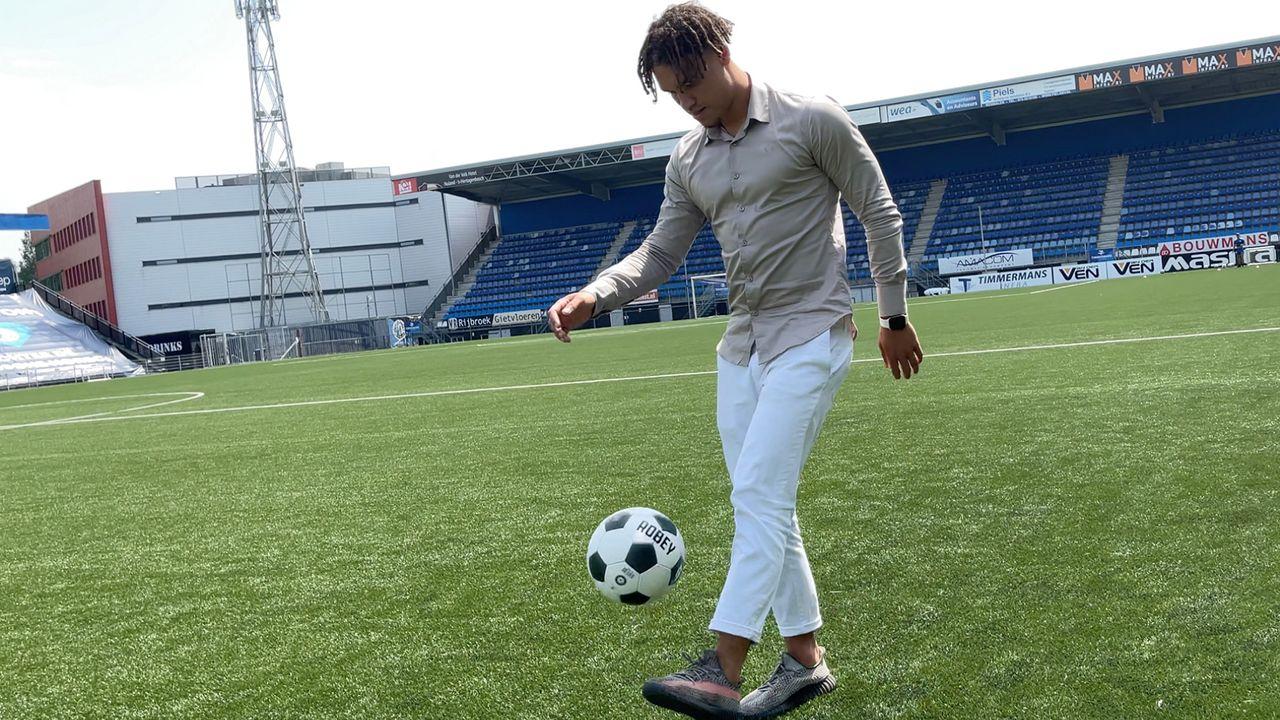 Victor van den Bogert van Willem II naar FC Den Bosch