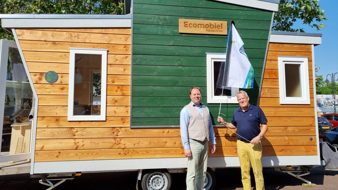 Tour Ecomobiel moet inwoners Meierijstad bewustmaken van duurzaamheid