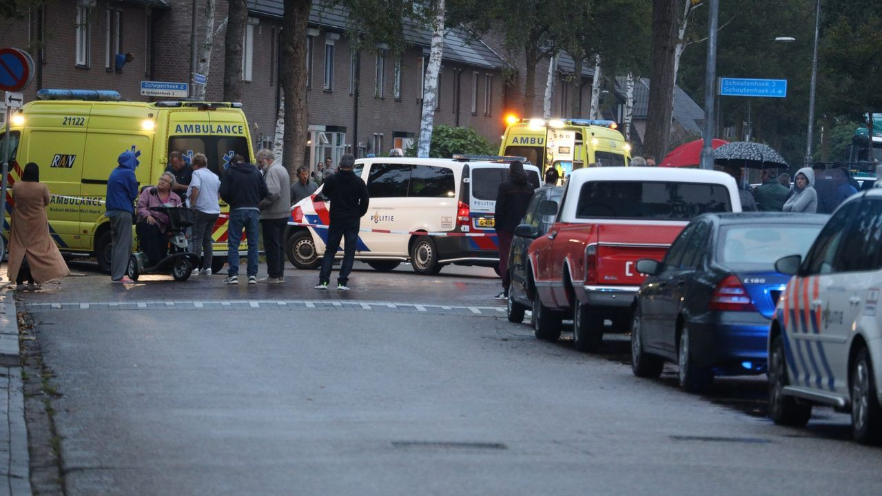 Verdachte schietpartij Uden in Vorstenbosch aangehouden