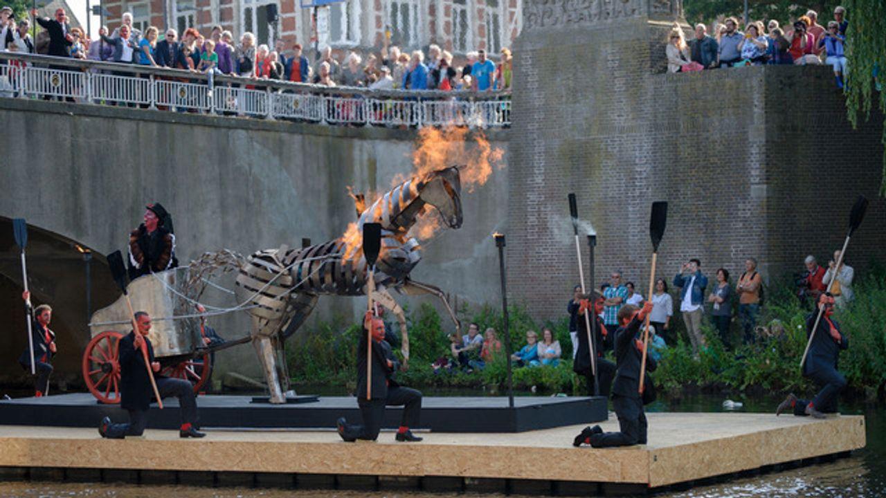 Dit jaar geen Bosch Parade, verplaatst naar juni 2022
