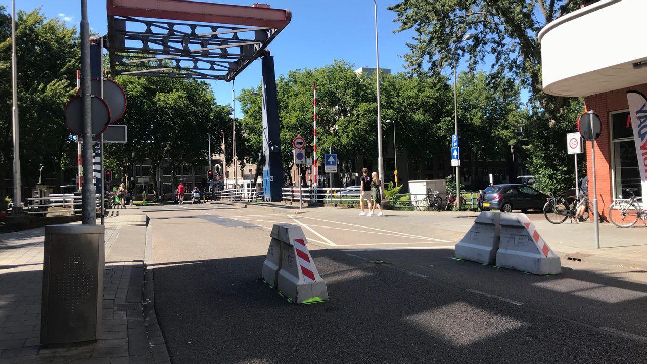 'Van Berckelstraat stuk veiliger door proef met fietsstraat'
