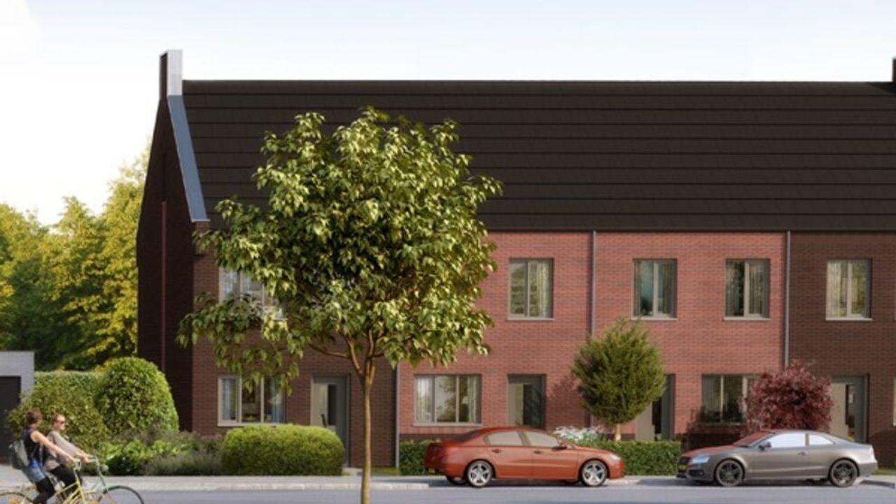 Bouw 15 sociale huurwoningen in Nistelrode van start