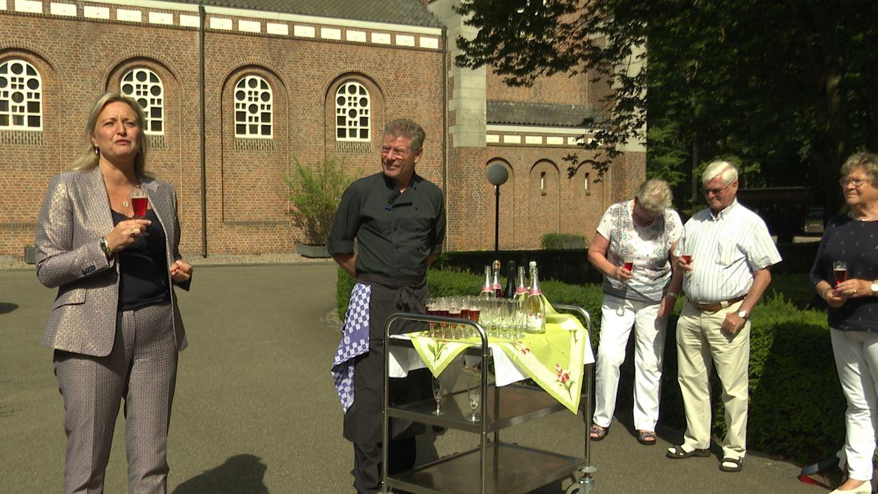 Feest bij Sint Jozefoord in Nuland: deuren weer volledig open
