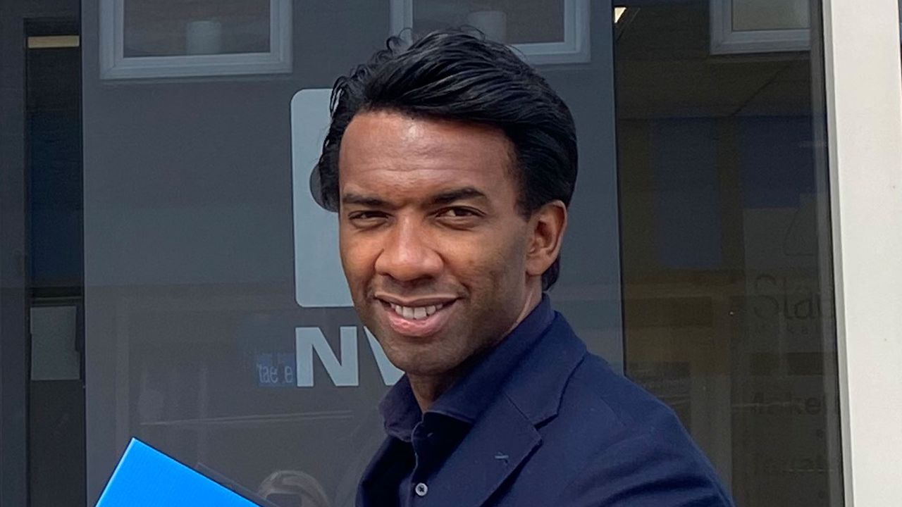 """Ramon (34) uit Den Bosch: """"Opeens had ik niets meer; geen werk, geen collega's"""""""