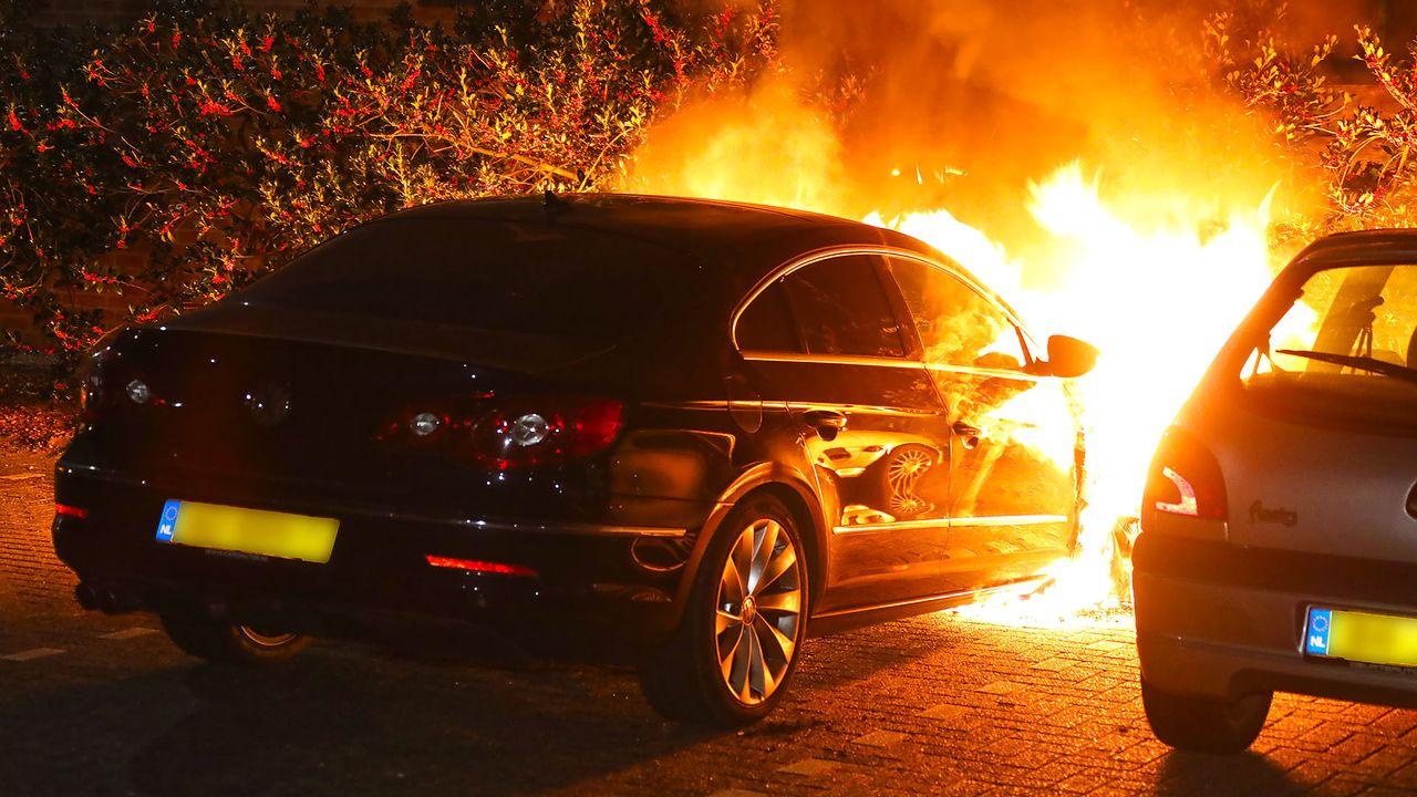 Het was even rustig, maar opnieuw autobrand in Oss