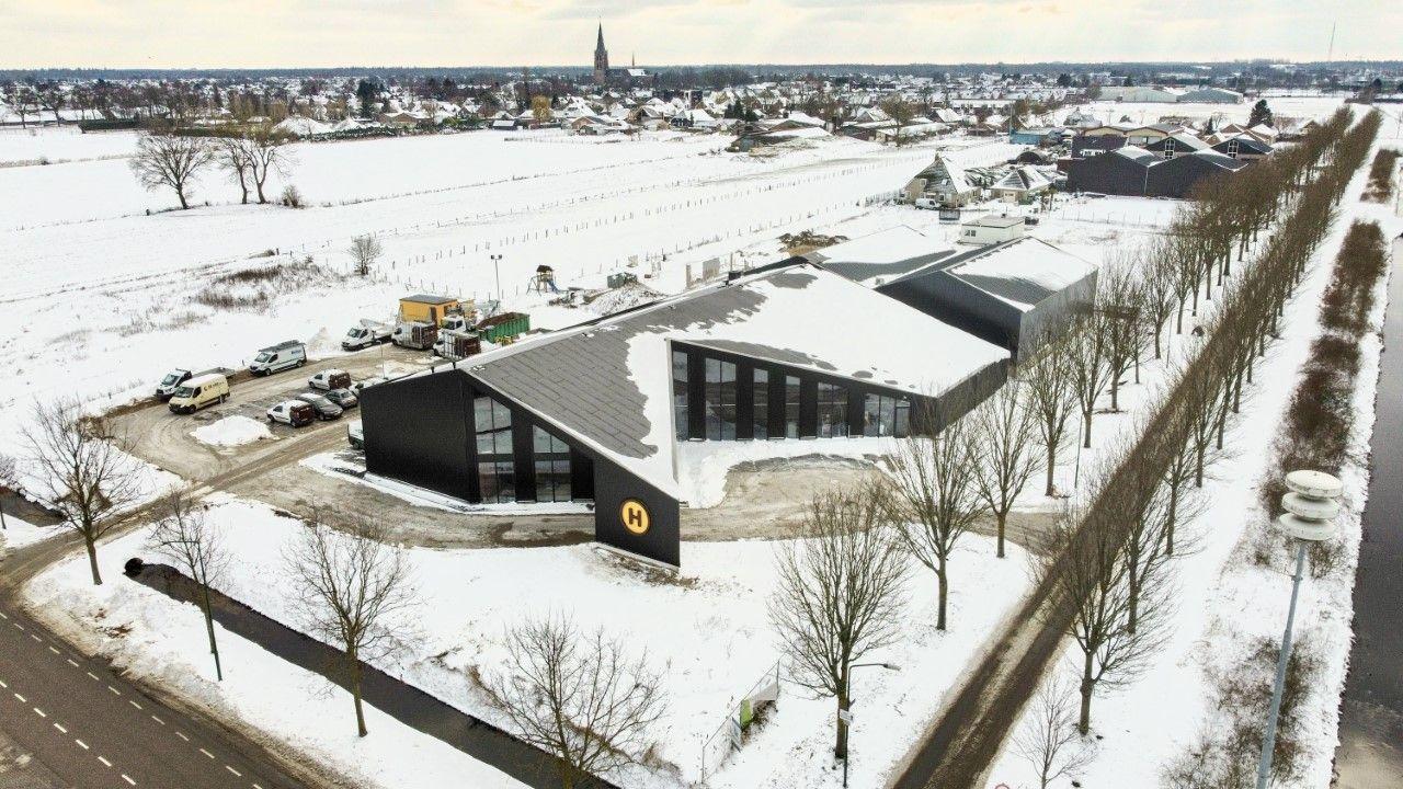 Hendriks SGR verhuist naar nieuw hoofdkantoor op De Geer Zuid