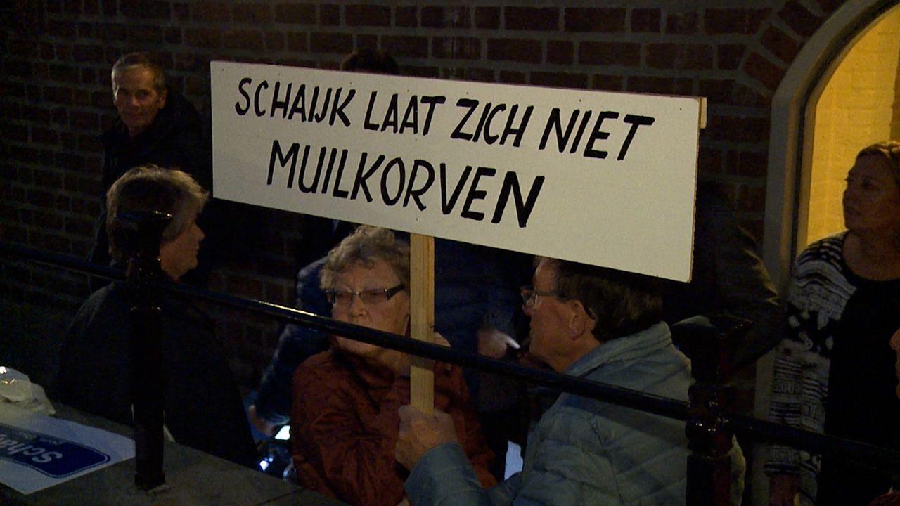 Tussenstand petitie om Schaijk bij Maashorst te voegen: bijna 1350 handtekeningen, meerderheid uit Schaijk en Reek