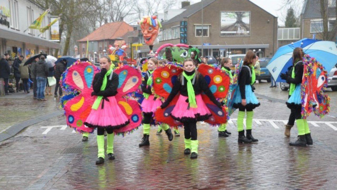 Herpen gaat met carnaval de huizen versieren
