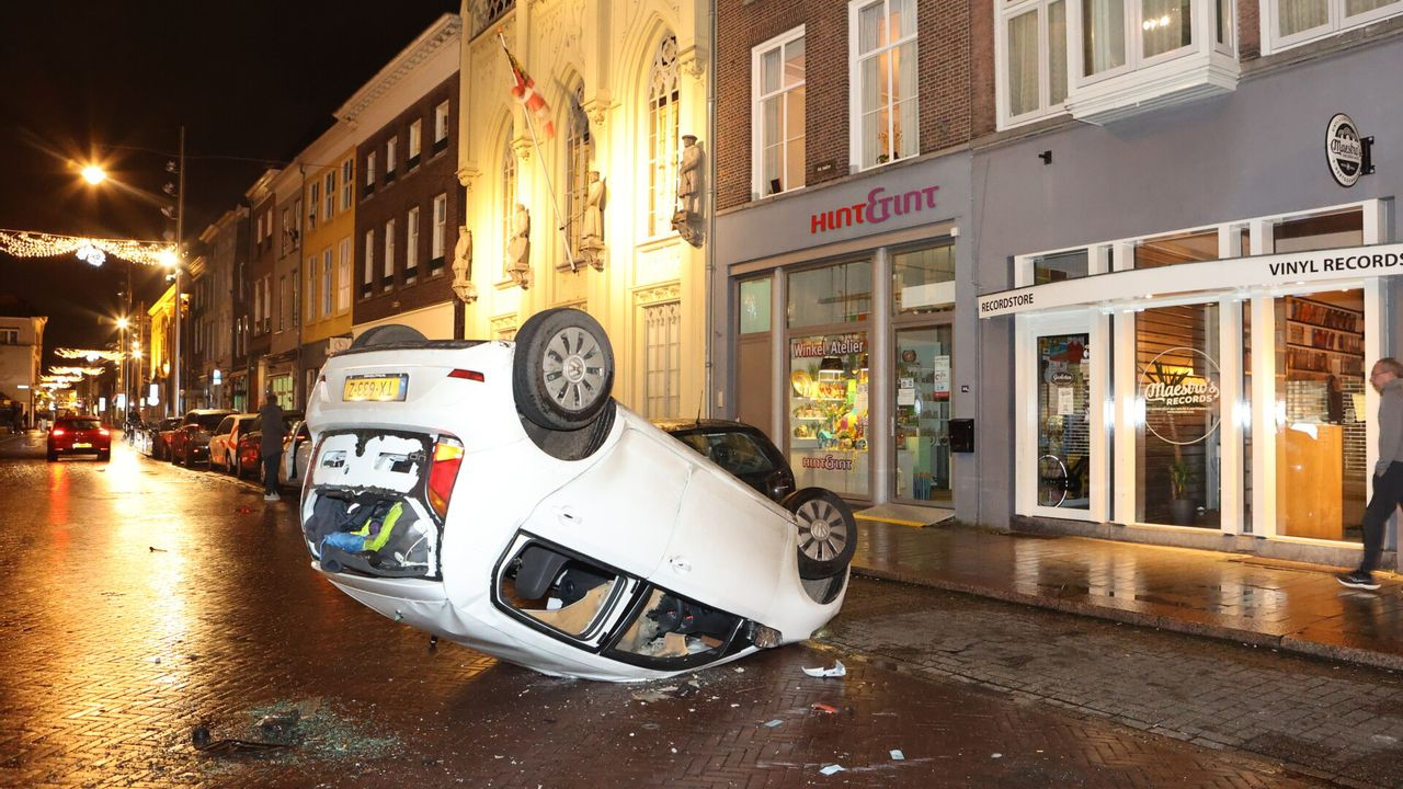 Twee nieuwe aanhoudingen voor rellen in Den Bosch