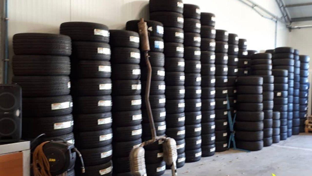 Deel van in Nistelrode gestolen autobanden teruggevonden