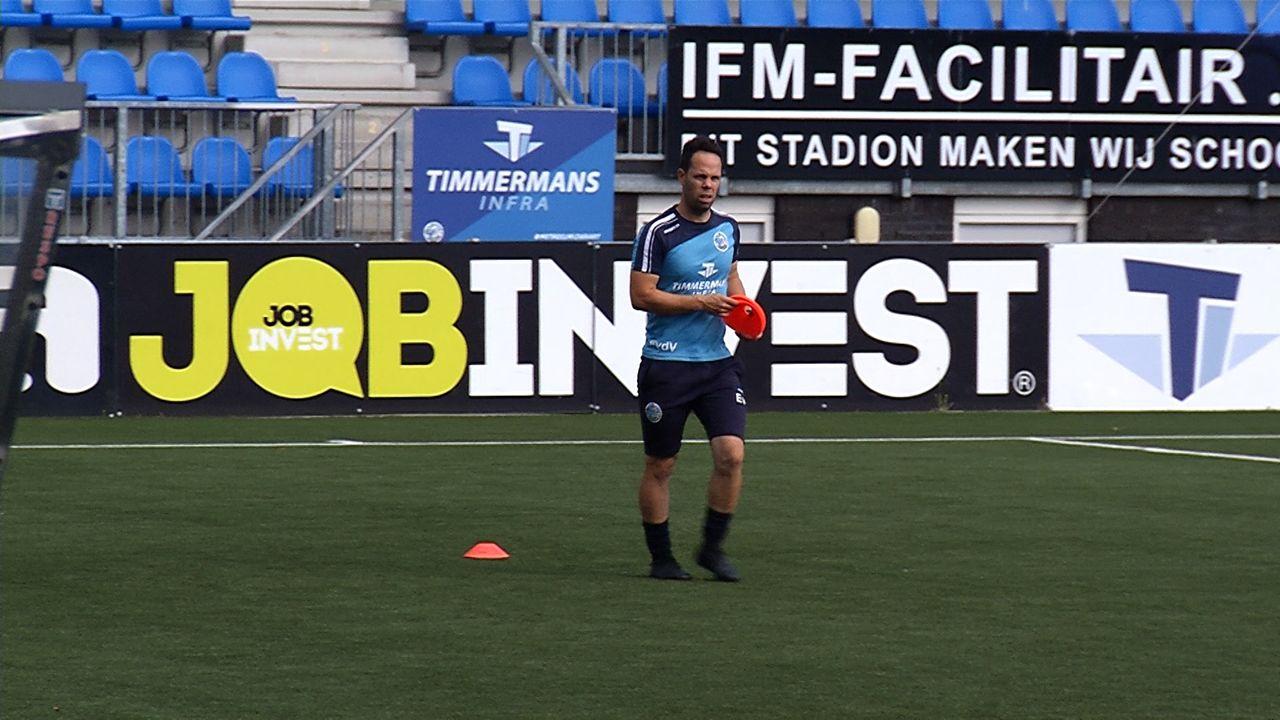 Erik van der Ven vertrekt bij FC Den Bosch