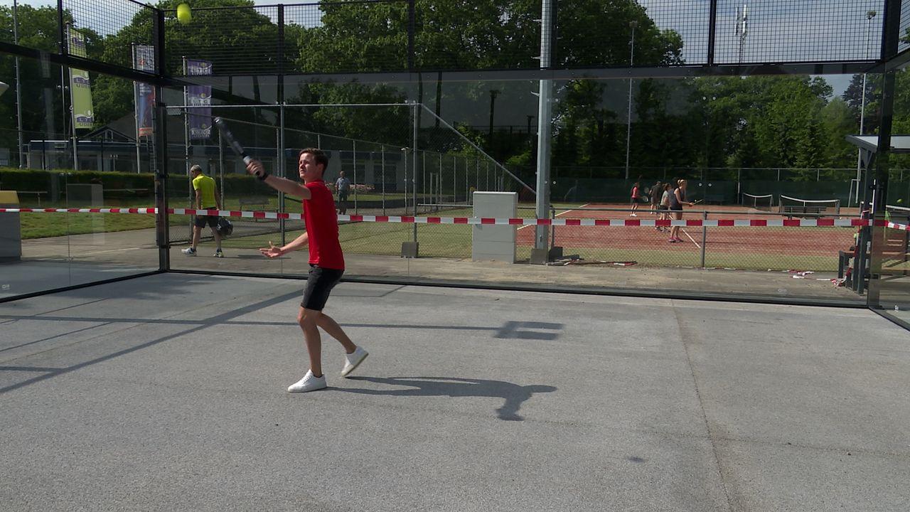 Udense tennisvereniging LTC klaar voor padel