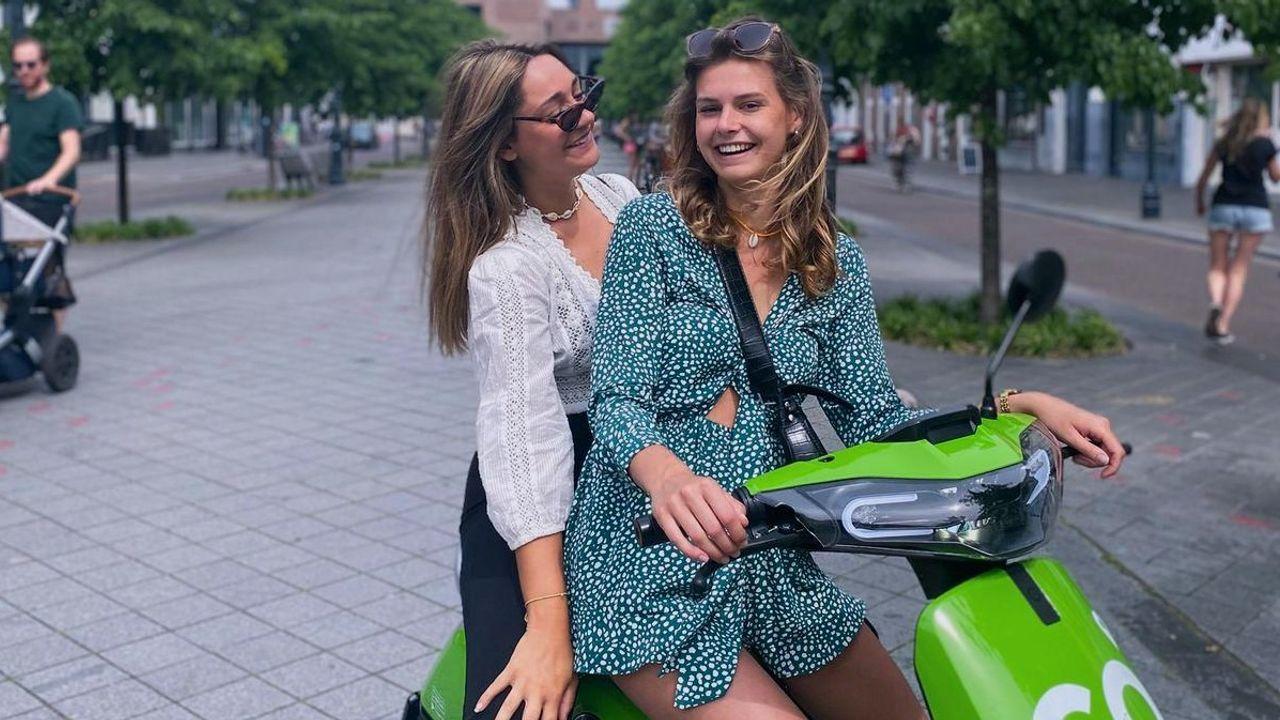 Honderd groene scooters duiken op in Den Bosch