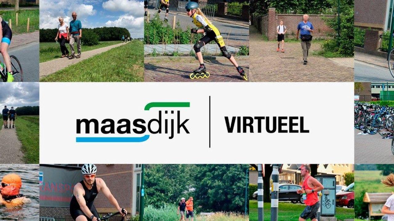 Virtuele editie van De Maasdijk