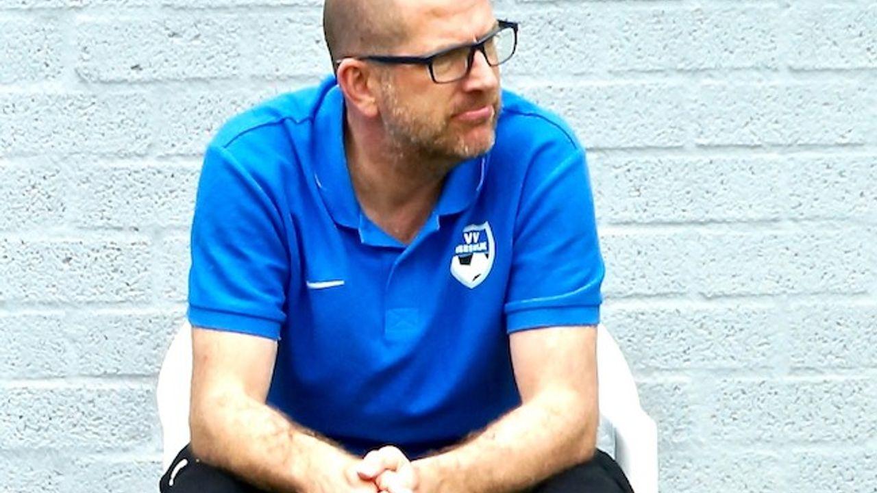 Stef Sijbers bezig aan laatste seizoen bij vv Heeswijk