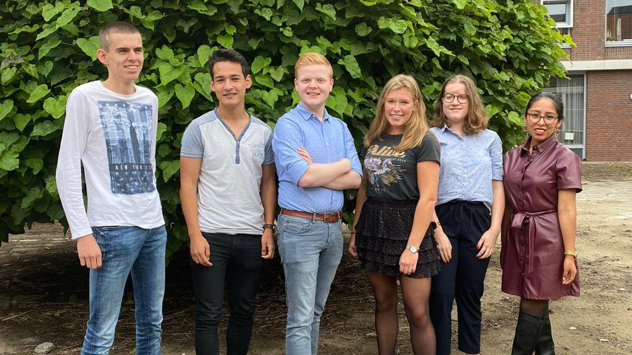 Jongerenraad Oss presenteert nieuw bestuur 2020-2021