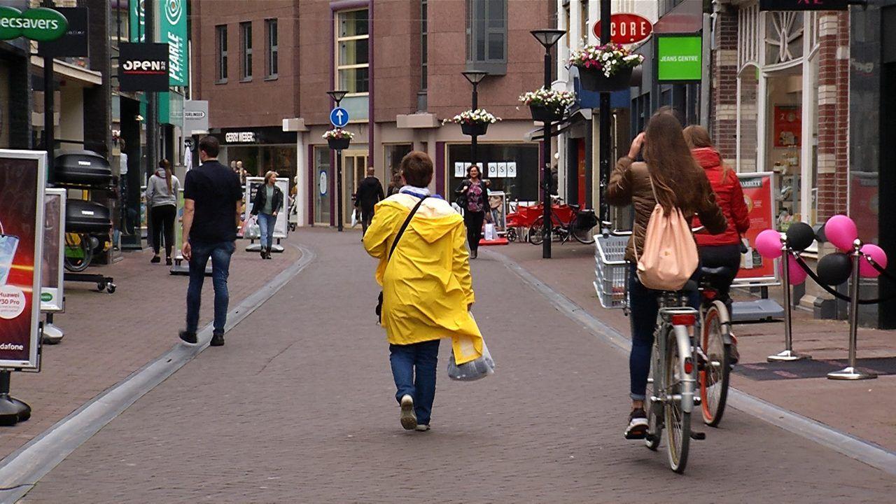 Centrummanagement Oss: voer fietsverbod voorlopig niet opnieuw in