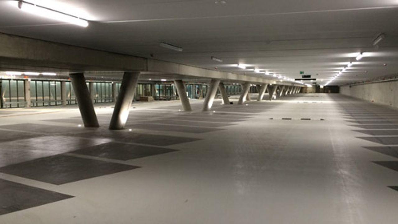 Voor bijna 5 miljoen euro minder geparkeerd in Bossche centrum door corona