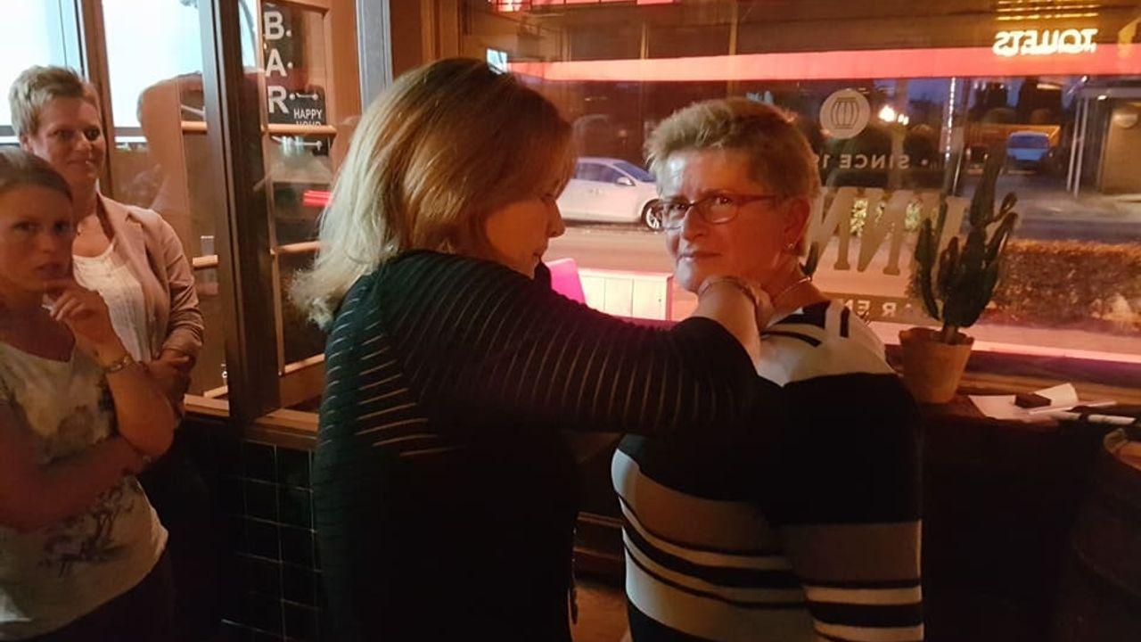 Nieuw bestuur De Pas uitgebreid met twee vrouwen