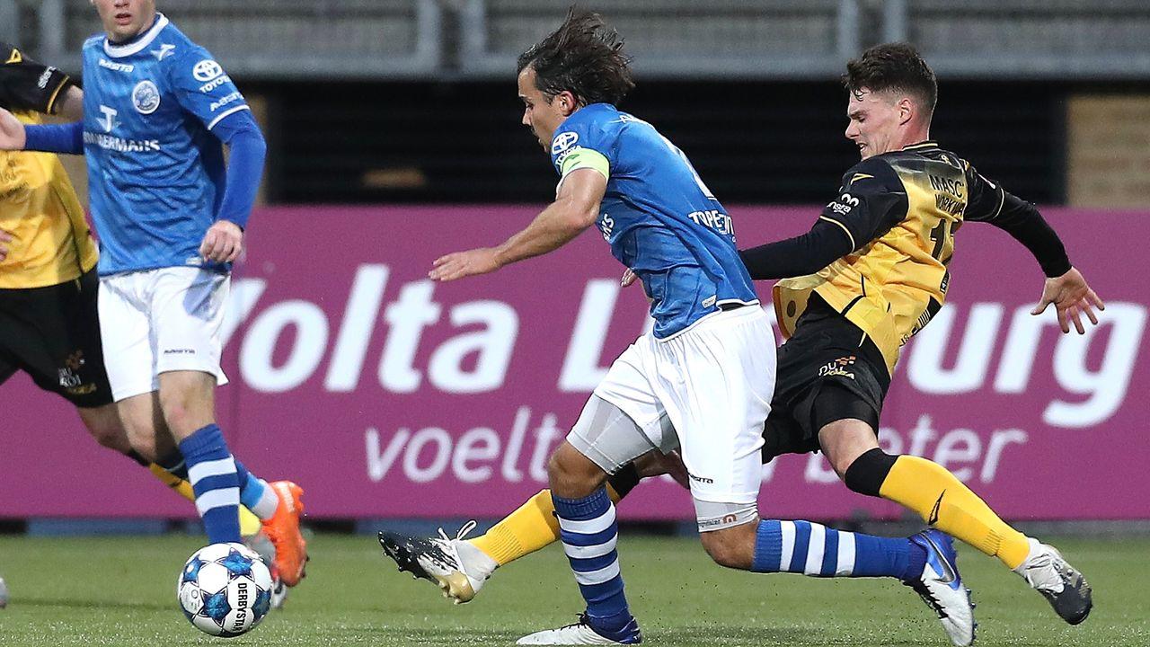 FC Den Bosch moet ook Mats Deijl lange tijd missen