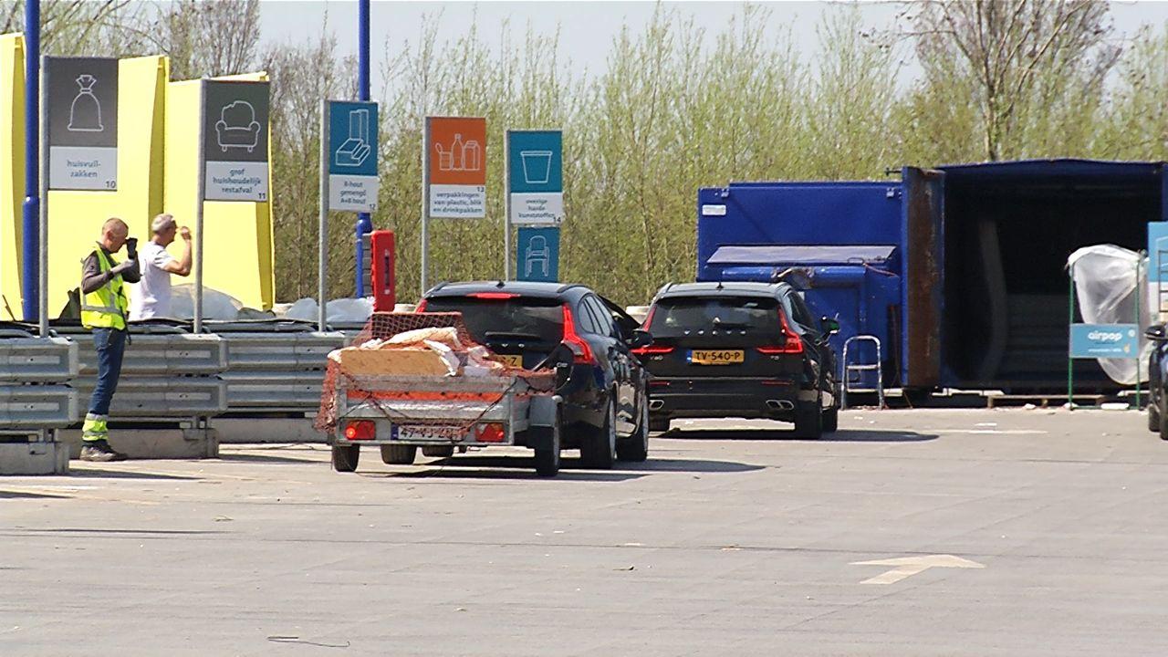 Afvalbeleid in Oss zorgt voor dumpingen: 'De milieustraat moet weer goedkoper worden'